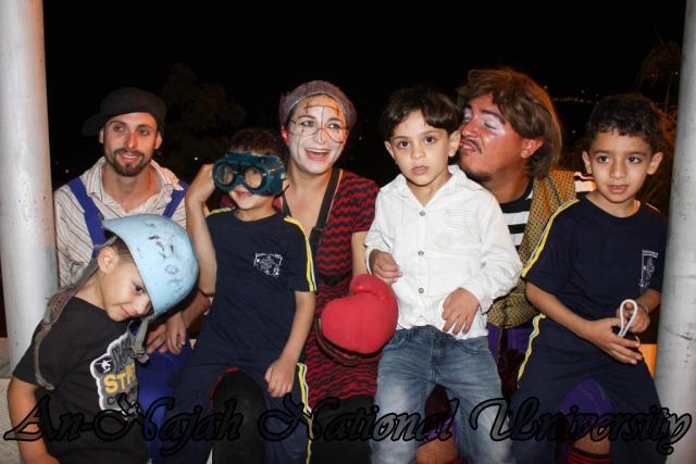 15.09.2011, الحفل الختامي لمهرجان  المهرجون الثوار من اسبانيا 11