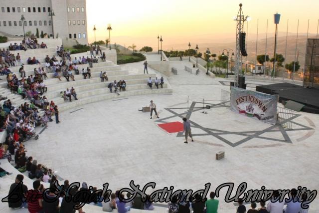 15.09.2011, الحفل الختامي لمهرجان  المهرجون الثوار من اسبانيا 3