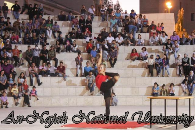 15.09.2011, الحفل الختامي لمهرجان  المهرجون الثوار من اسبانيا 8