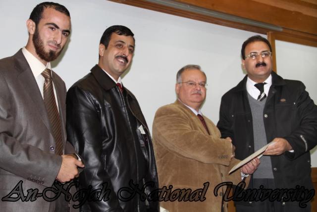 17.11.2011 تكريم أساتذة قسم اللغة العربية 11