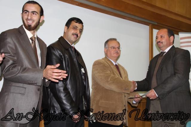 17.11.2011 تكريم أساتذة قسم اللغة العربية 12