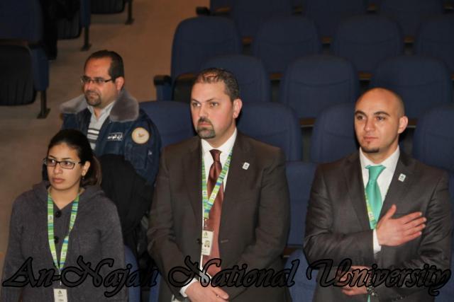 18.03.2012 حفل نقابة العاملين لتكريم العاملات في الجامعة 2