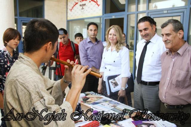 18.09.2011, زيارة معرض القرية الكونية 11