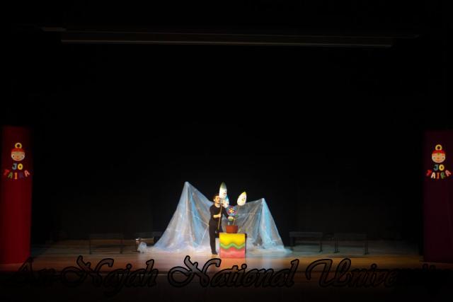 18.10.2011, عرض دمى مسرحي وورشة عمل للفنان الياباني Jo Taira في الجامعة 6 2