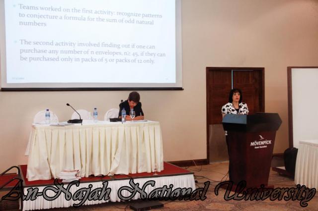 2.06.2012 المؤتمر الوطني في التميز في التعلم والتعليم العالي 15