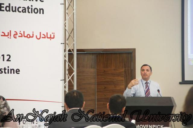 2.06.2012 المؤتمر الوطني في التميز في التعلم والتعليم العالي 16