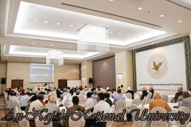 2.06.2012 المؤتمر الوطني في التميز في التعلم والتعليم العالي 6