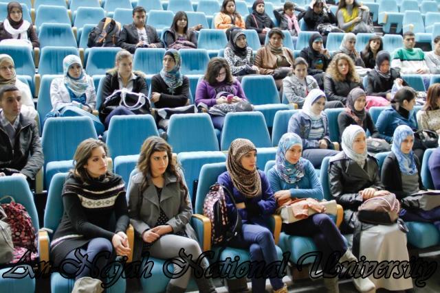 21.01.2012  زيارة فد من طلبة مؤسسة الناصرة الأكاديمية 2