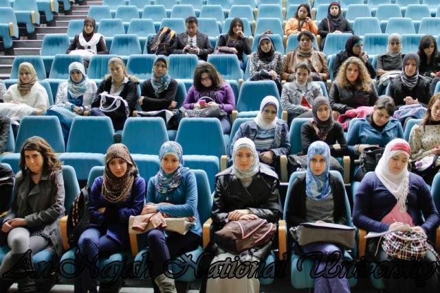 21.01.2012  زيارة فد من طلبة مؤسسة الناصرة الأكاديمية 4