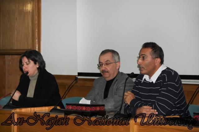 21.01.2012  زيارة فد من طلبة مؤسسة الناصرة الأكاديمية 5