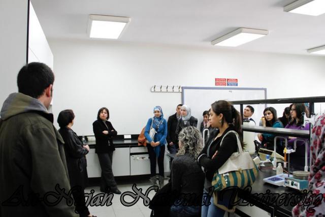 21.01.2012  زيارة فد من طلبة مؤسسة الناصرة الأكاديمية 7