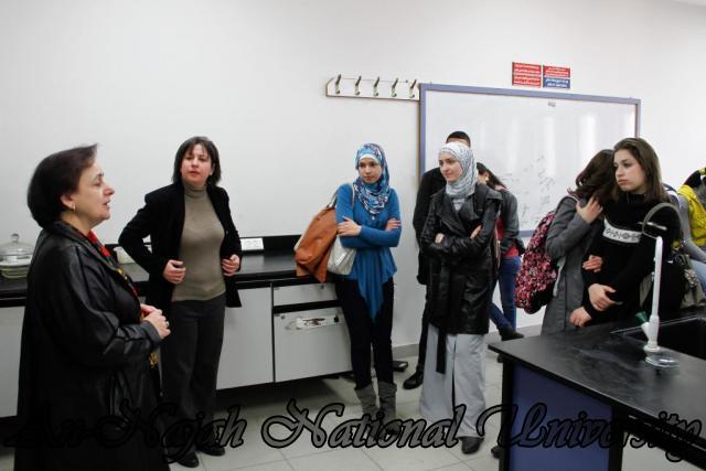 21.01.2012  زيارة فد من طلبة مؤسسة الناصرة الأكاديمية 8