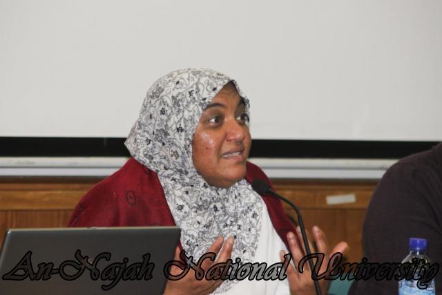 22.03.2011, محاضرة للدكتورة شيماخان حول الاسلام 10