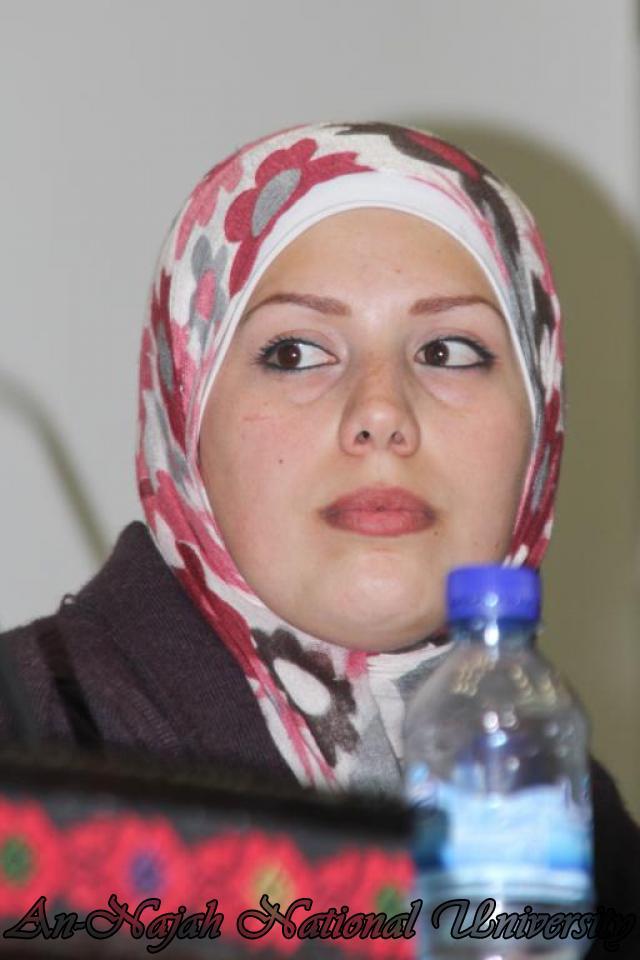 22.03.2011, محاضرة للدكتورة شيماخان حول الاسلام 9