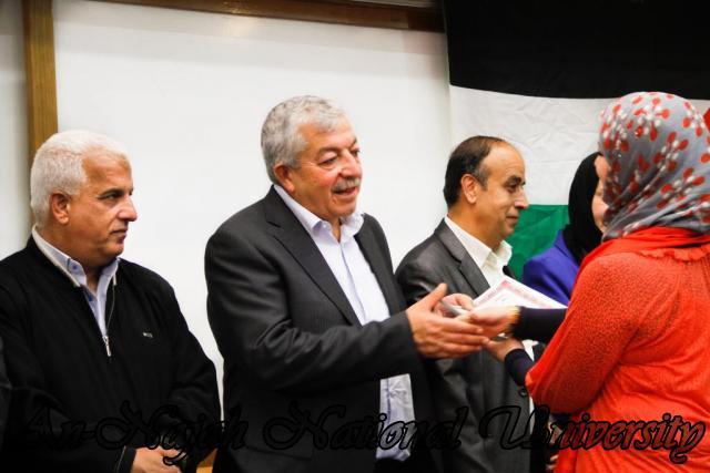 22.04.2012  ندوة الواقع الاجتماعي للاسيرات الفلسطينيات 21