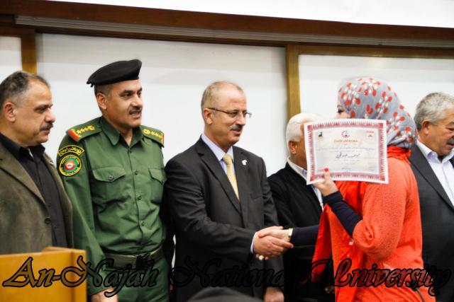 22.04.2012  ندوة الواقع الاجتماعي للاسيرات الفلسطينيات 24