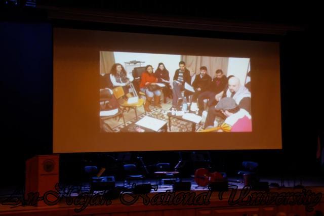 22.05.2012 حفل إطلاق برنامج هنا القدس 2