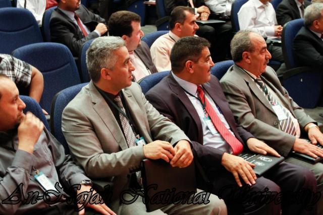 23.05.2012 المؤتمر العلمي الرياضي الفلسطيني الدولي الثاني 10