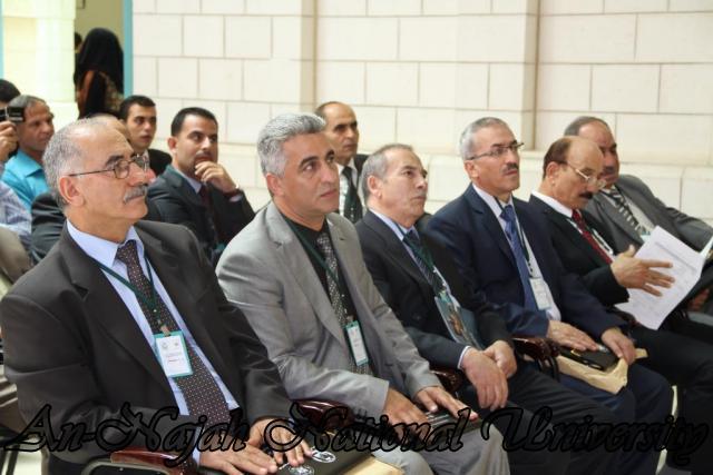 23.05.2012 المؤتمر العلمي الرياضي الفلسطيني الدولي الثاني 25