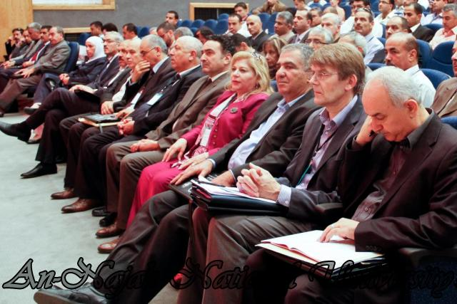 23.05.2012 المؤتمر العلمي الرياضي الفلسطيني الدولي الثاني 3