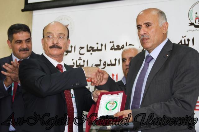 23.05.2012 المؤتمر العلمي الرياضي الفلسطيني الدولي الثاني 30