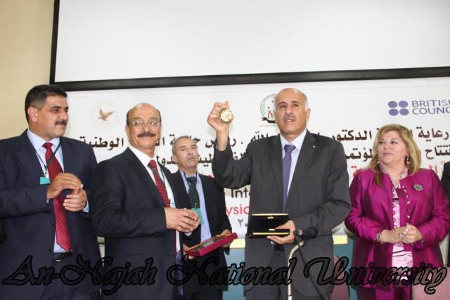23.05.2012 المؤتمر العلمي الرياضي الفلسطيني الدولي الثاني 32