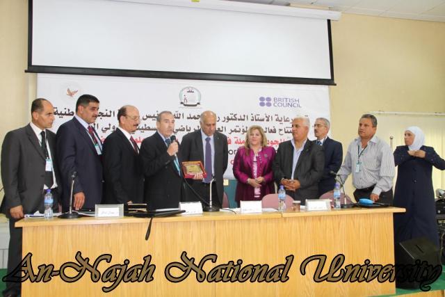 23.05.2012 المؤتمر العلمي الرياضي الفلسطيني الدولي الثاني 33