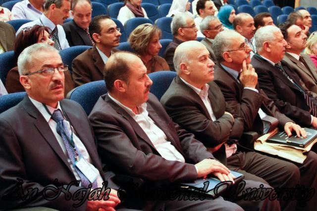 23.05.2012 المؤتمر العلمي الرياضي الفلسطيني الدولي الثاني 5