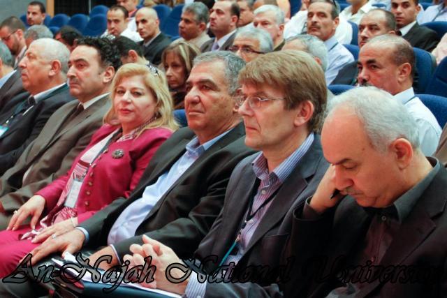23.05.2012 المؤتمر العلمي الرياضي الفلسطيني الدولي الثاني 8
