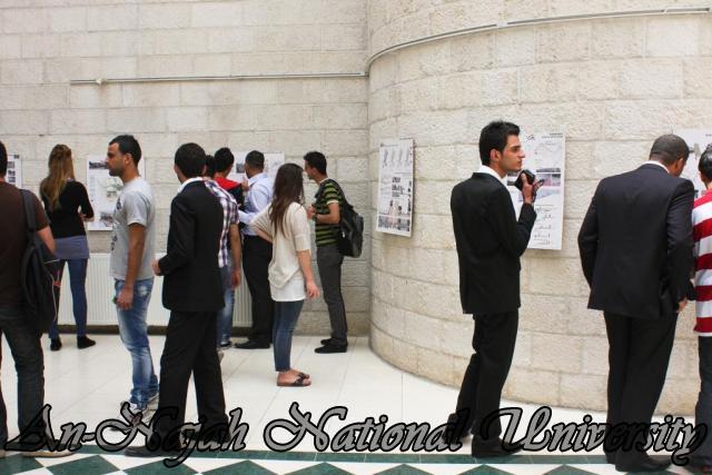 24.04.2012 معرض آفاق وتطلعات حول مدينة نابلس 12