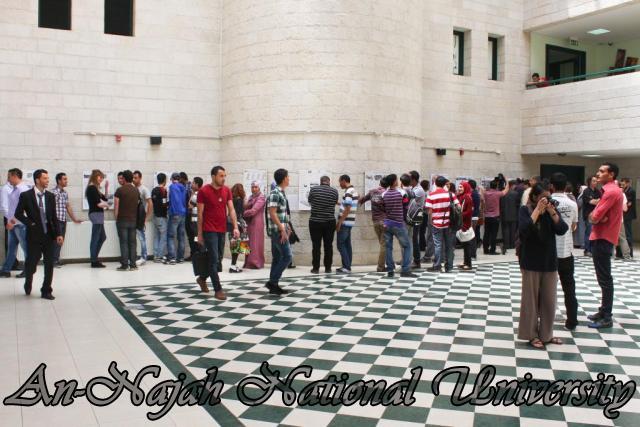 24.04.2012 معرض آفاق وتطلعات حول مدينة نابلس 13