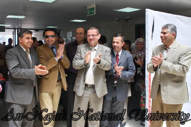 24.04.2012 معرض آفاق وتطلعات حول مدينة نابلس 3
