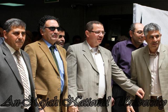 24.04.2012 معرض آفاق وتطلعات حول مدينة نابلس 7