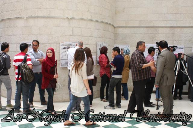 24.04.2012 معرض آفاق وتطلعات حول مدينة نابلس 9