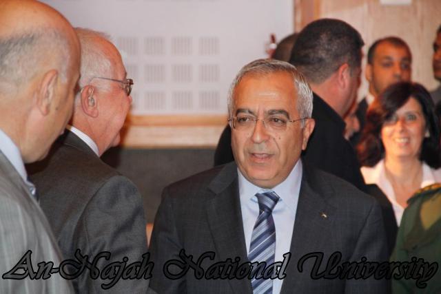 24.10.2011 2011 حفل الإعلان عن جائزة فلسطين الدولية للتميز والإبداع 2