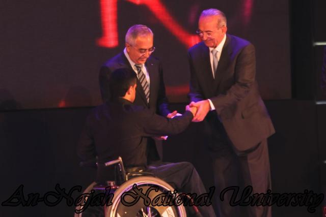 24.10.2011 2011 حفل الإعلان عن جائزة فلسطين الدولية للتميز والإبداع 24