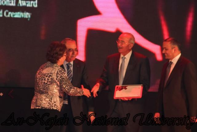 24.10.2011 2011 حفل الإعلان عن جائزة فلسطين الدولية للتميز والإبداع 27