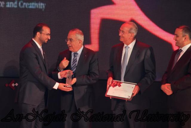 24.10.2011 2011 حفل الإعلان عن جائزة فلسطين الدولية للتميز والإبداع 28