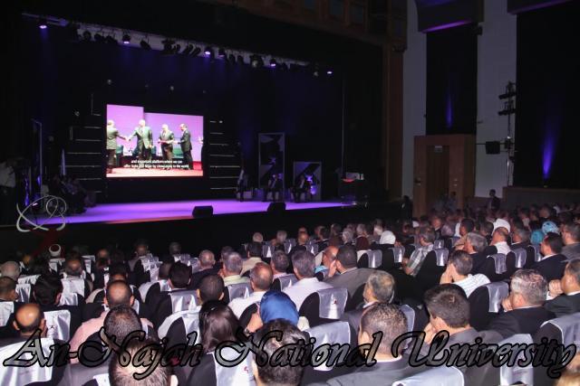 24.10.2011 2011 حفل الإعلان عن جائزة فلسطين الدولية للتميز والإبداع 9
