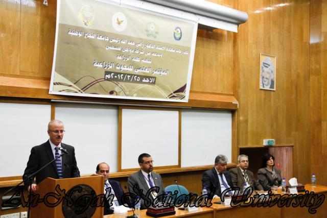 25.03.2012 المؤتمر العلمي للبحوث الزراعية 6
