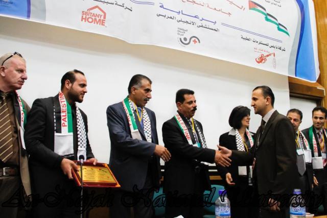 26.04.2012  اليوم العلمي الرابع لنقابة الطب المخبري 16