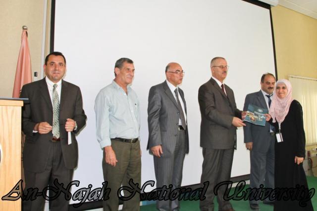 26.09.2011, حفل تخريج موظفي شركة توزيع كهرباء الشمال 6