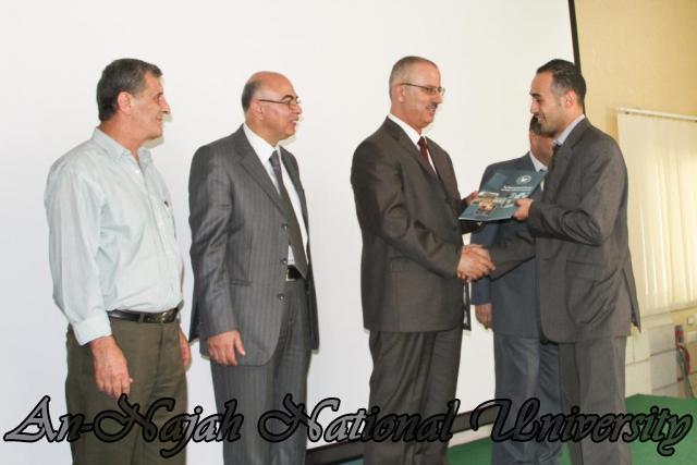 26.09.2011, حفل تخريج موظفي شركة توزيع كهرباء الشمال 7