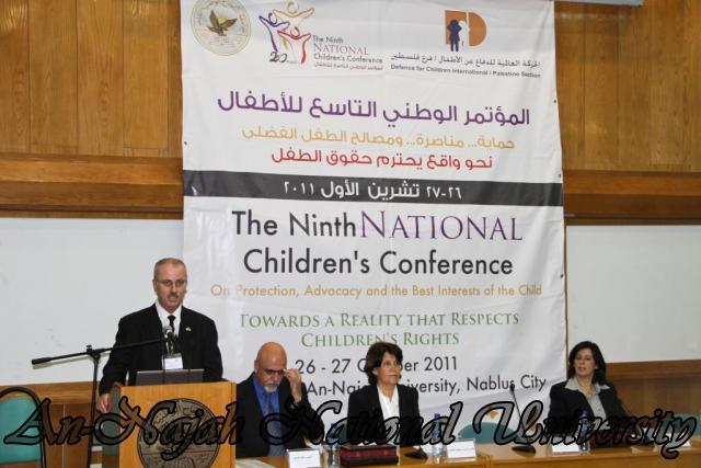 26.10.2011 المؤتمر الوطني التاسع للأطفال 3