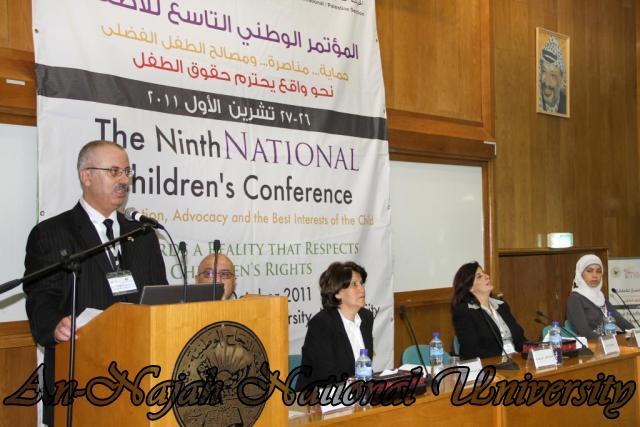 26.10.2011 المؤتمر الوطني التاسع للأطفال 4