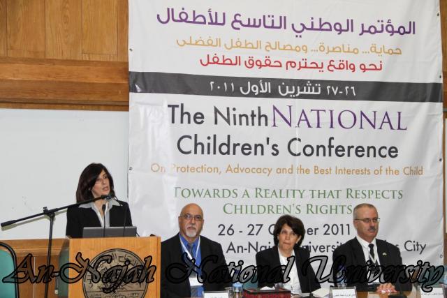 26.10.2011 المؤتمر الوطني التاسع للأطفال 7