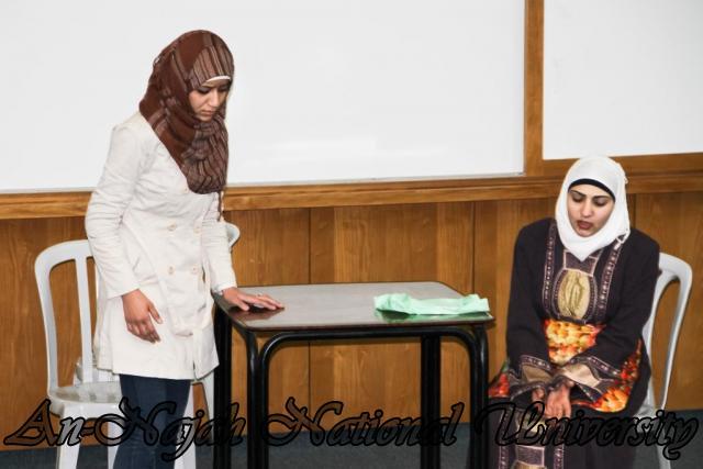 28.02.2012 فرقة النجاح للفنون المسرحية تعرض مسرحية أحلام في الجامعة 6