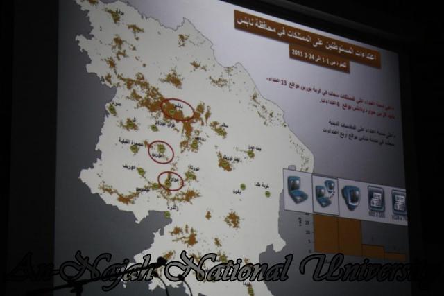 28.03.2011, ورشة عمل الاستيطان واقع وتحديات