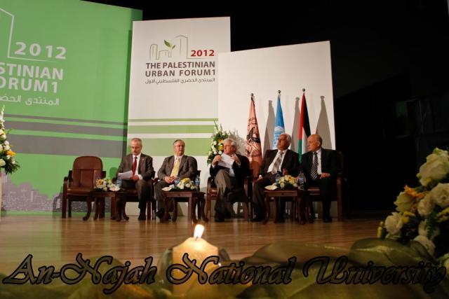 28.03.2012 مؤتمر المنتدى الحضري الفلسطيني الأول 2