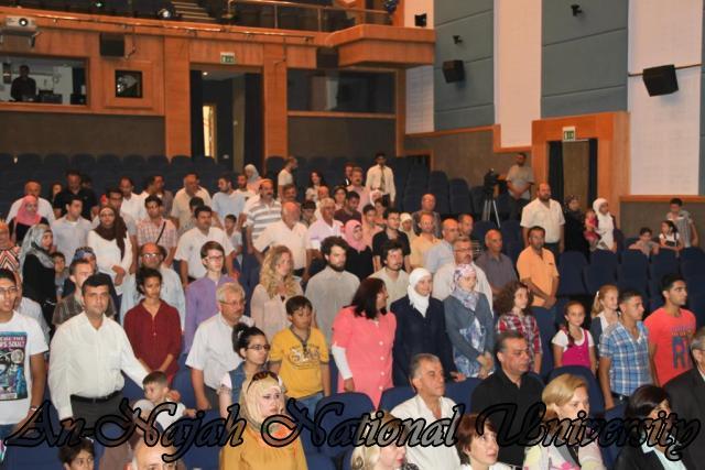 28.06.2012 عرض غنائي لفرقة الجاز الروسية 4